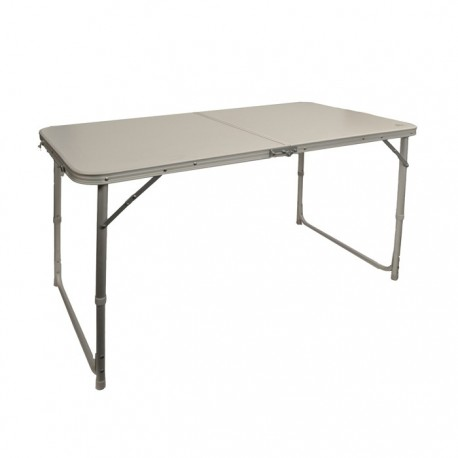 TABLE VALISE ALUMINIUM 4 PLACES